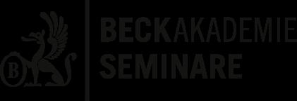 Beckakademie Seminare