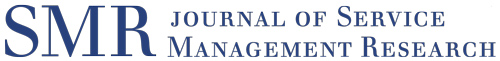 SMR - Journal Of Service Management Research
