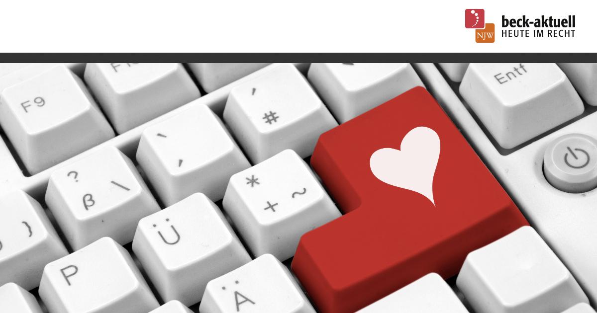 Zeitanteiliger Wertersatz für Online-Partnervermittlung